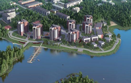 Жилые дома «Малая Финляндия» (2й этап строительства)