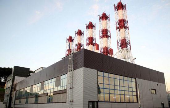 Энергоцентр промышленной площадки г. Краснодар